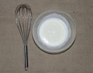 Gâteau yaourt poire-chocolat