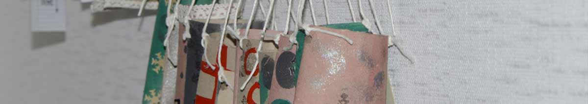 [DIY] Calendrier de l'avent en rouleau de papier toilette