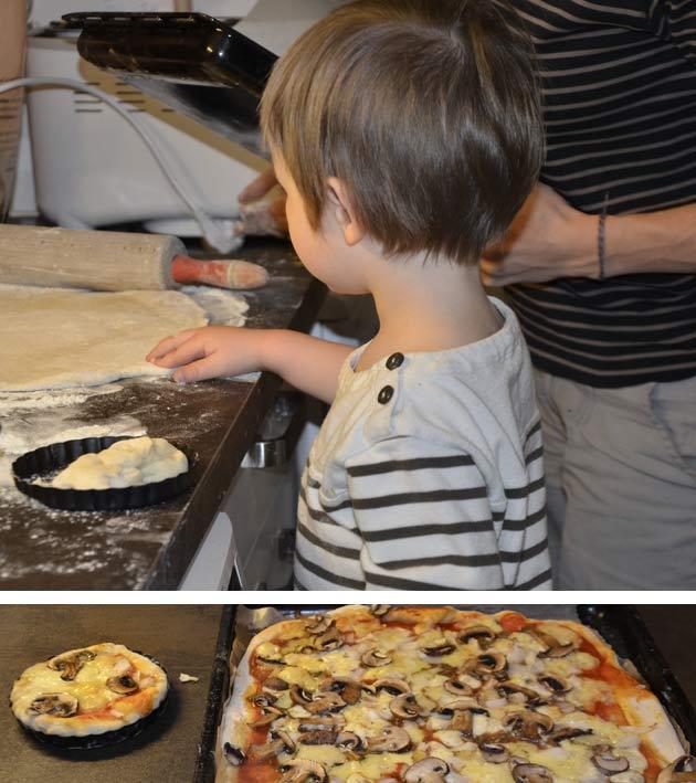 Cuisiner avec tes enfants : un moment de partage