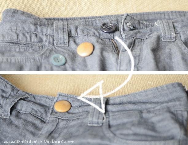 Deux idées de customisation de vêtements très faciles