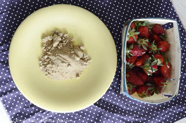 Fraises de saison et sucre complet : dessert santé et facile