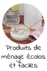 Des produits de ménage écologiques, économiques et très faciles à faire