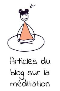 Articles sur la méditation