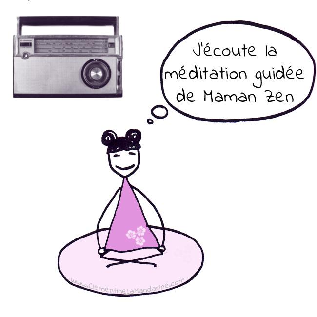 Un mois pour commencer la méditation - jour 20
