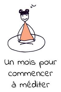 Un mois pour commencer à méditer : conseils, astuces et idées tous les jours pendant un mois
