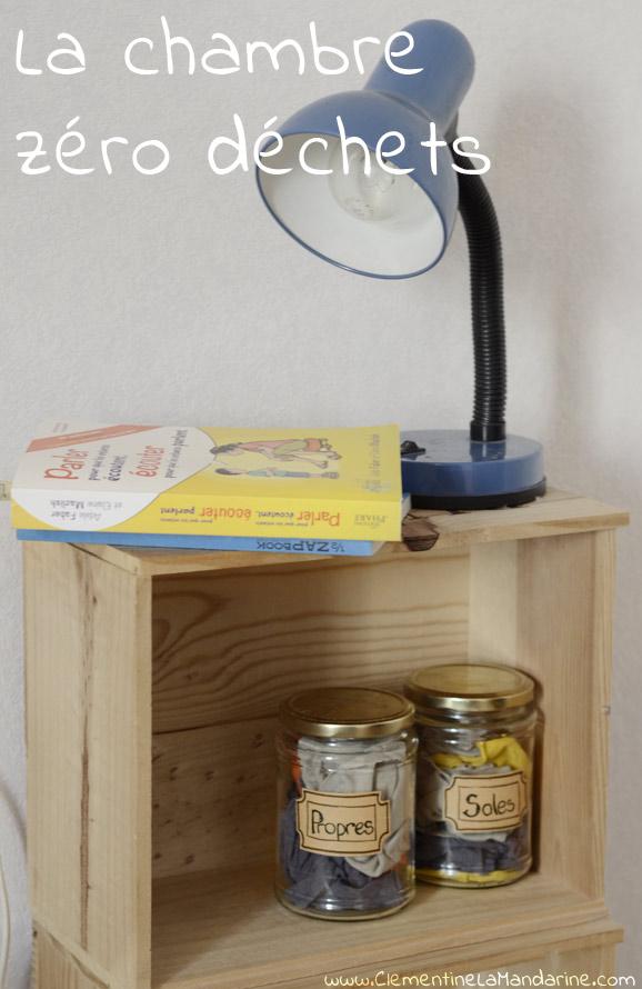 Le guide de la chambre zéro déchets : fais le plein d'idées