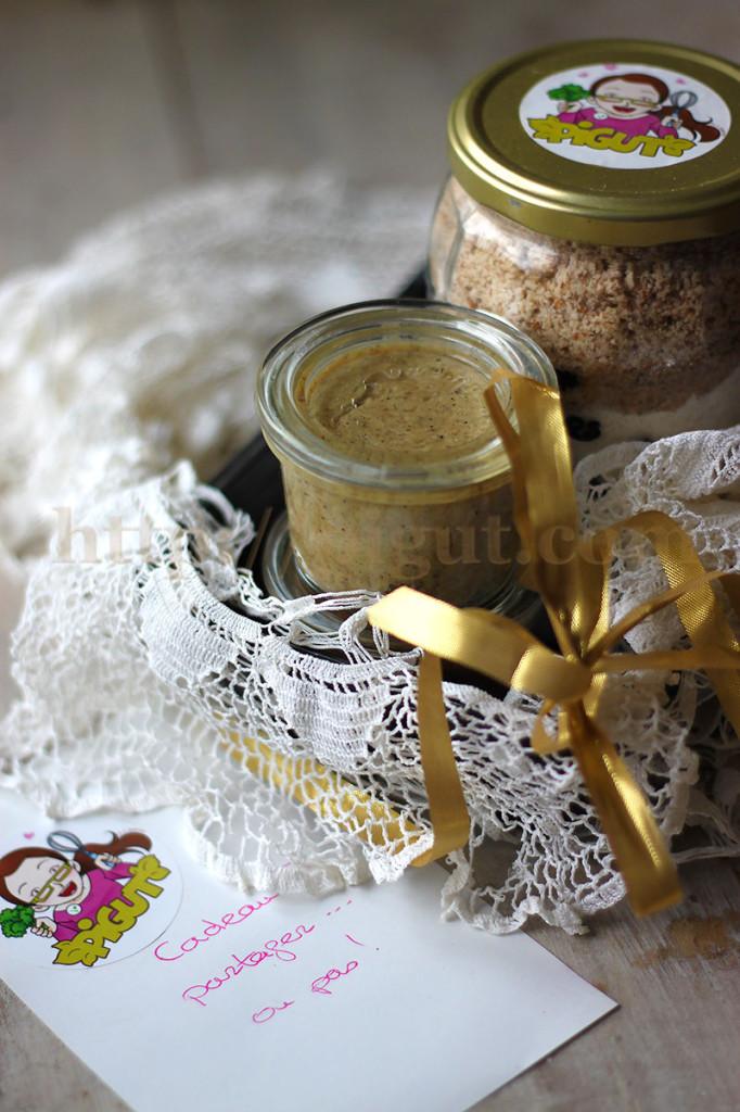 cadeau gourmand SOS pancake et pates a tartiner pigut