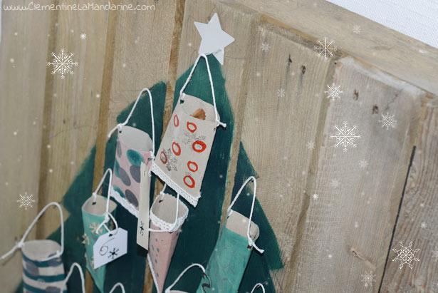 DIY – Sapin de Noël en palette