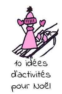 10 idées d'activités simples pour un Noël chaleureux
