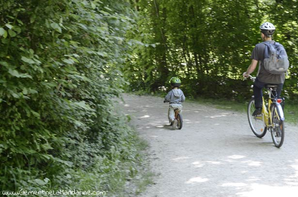 Prendre le temps de méditer quotidiennement : méditer à vélo