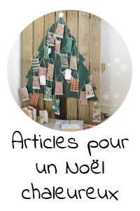 Articles pour un Noël convivial, chaleureux et écologique