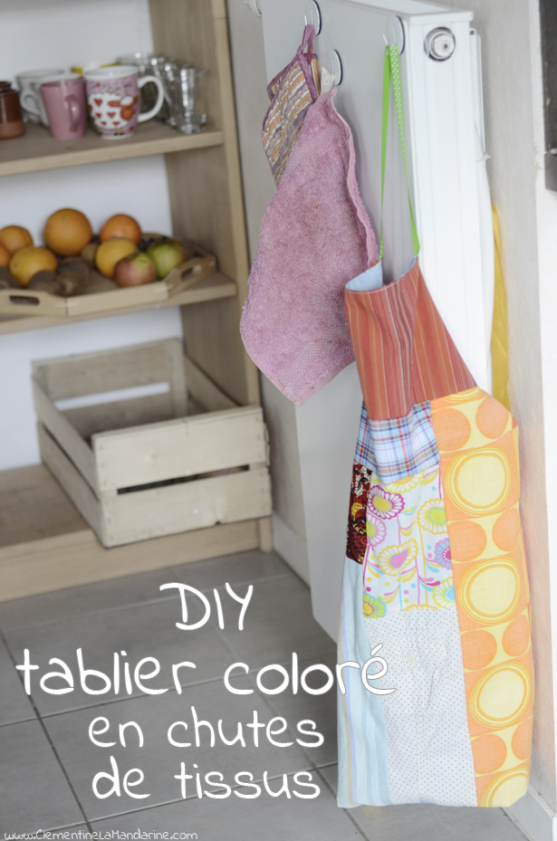 tablier-colore-DIY-ecologique-clementine-la-mandarine