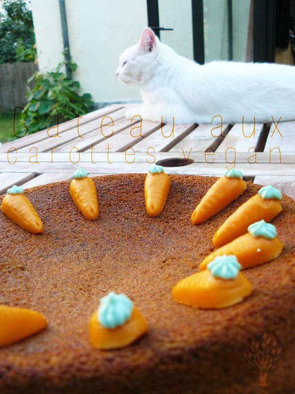 carotte cake vegan eco createur
