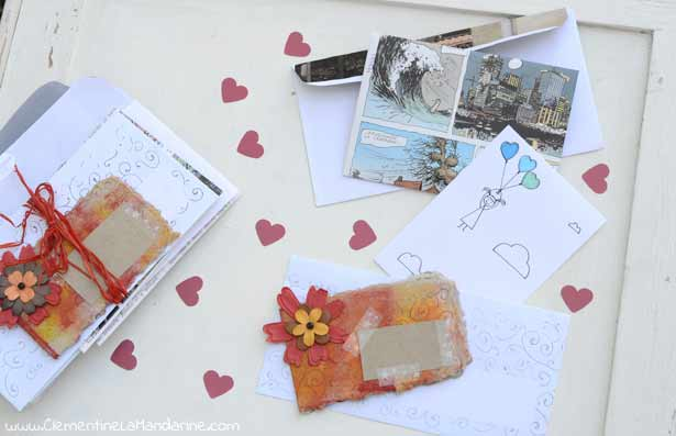 abonnement-courrier-carte-postales-originales-ecologiques-clementine-la-mandarine
