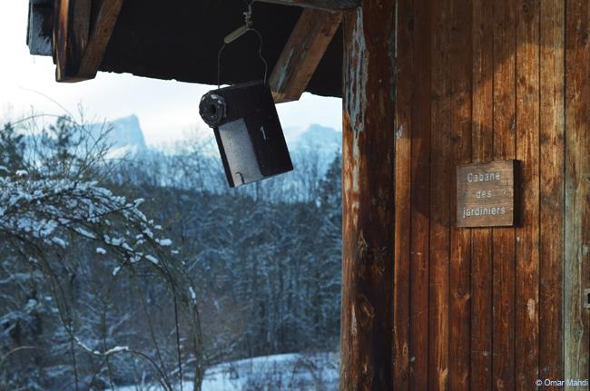02-© Omar Mahdi - Nichoir de la cabane des jardiniers