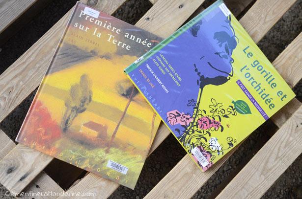 Littérature de jeunesse et écologie : sélection #1