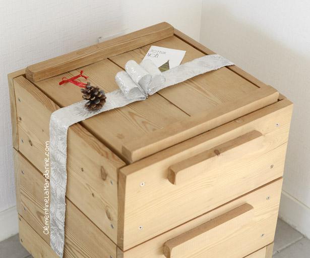 j 15 la boite terre cl mentine la mandarine. Black Bedroom Furniture Sets. Home Design Ideas