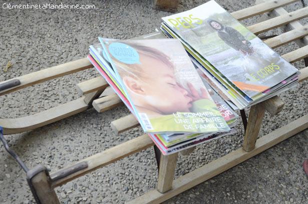 J-4 – Magazine de parentalité positive