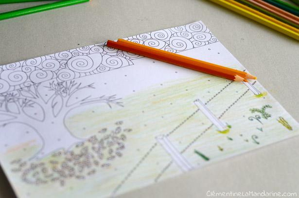 nuances-de-couleurs-au-crayon-clementine-la-mandarine