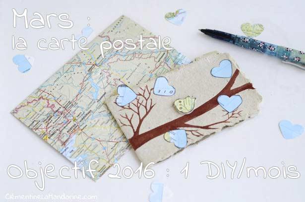 carte-postale-oiseau-sur-la-branche-ecologique