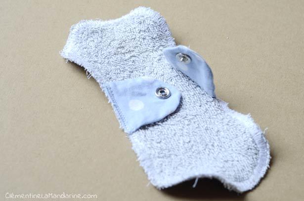 DIY – Protège-slip lavable