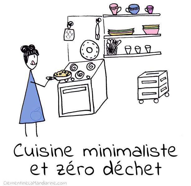 Cuisine minimaliste : les ressources du blog