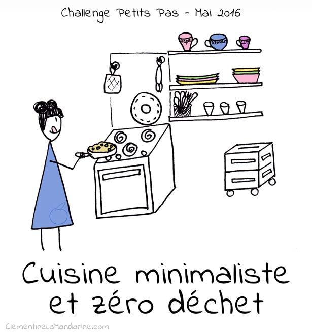 Cuisine minimaliste les ressources du blog cl mentine la mandarine - Cuisine minimaliste ...