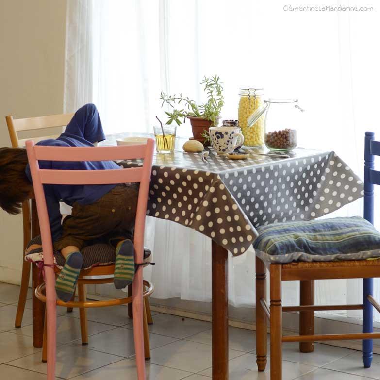[DIY] Chaises relookées #2 : peindre les chaises