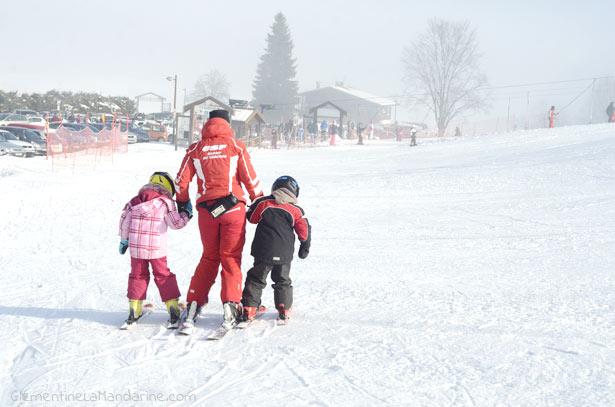 ski-enfant-clementine-la-mandarine