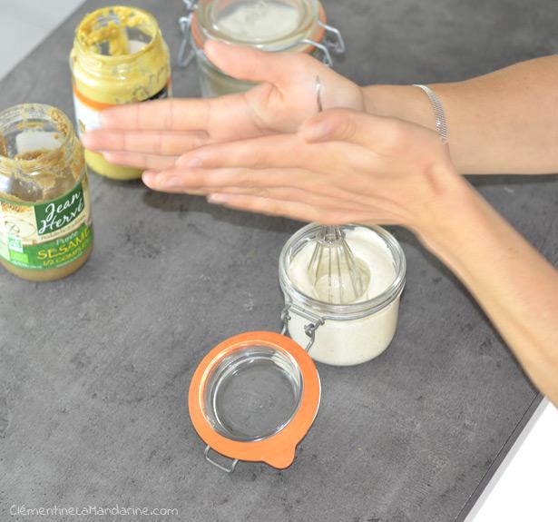 Sauce à tout faire pour remplacer la mayonnaise