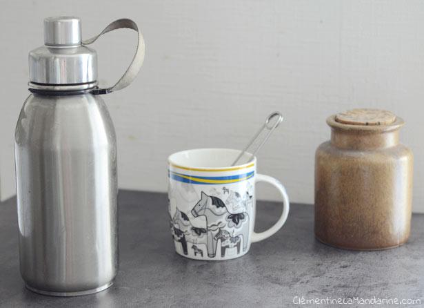 Zéro déchet : vive l'eau du robinet !