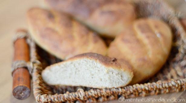 pains au lait de noix de cajou végane