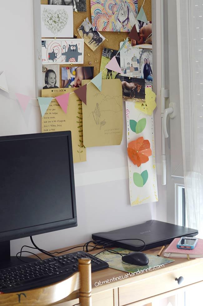 Économies d'énergie en travaillant à la maison