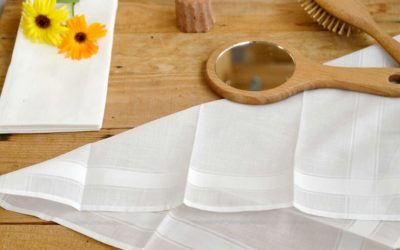 Comment entretenir tes mouchoirs lavables ?