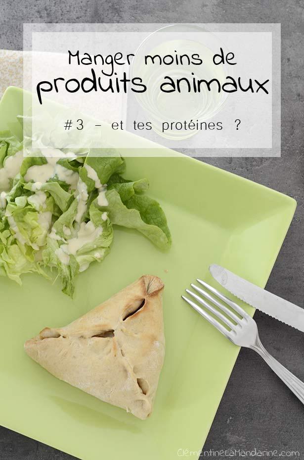 les protéines végétales, bonnes pour la santé et pour la planète